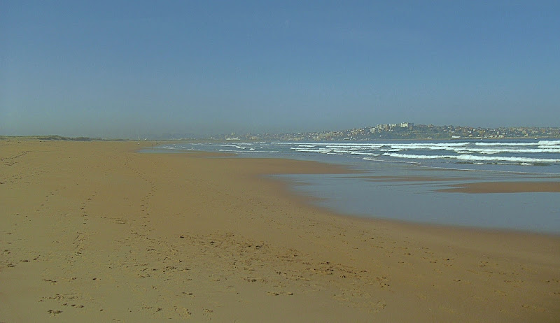 Playas de Somo y del Puntal