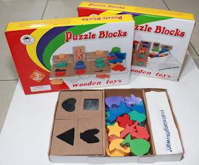 Puzzle Blocks (3+)