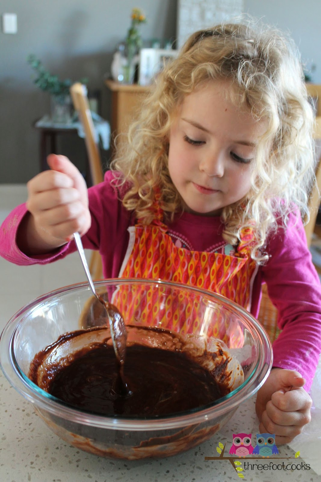 C is for Chocolate Brownies Gluten Free
