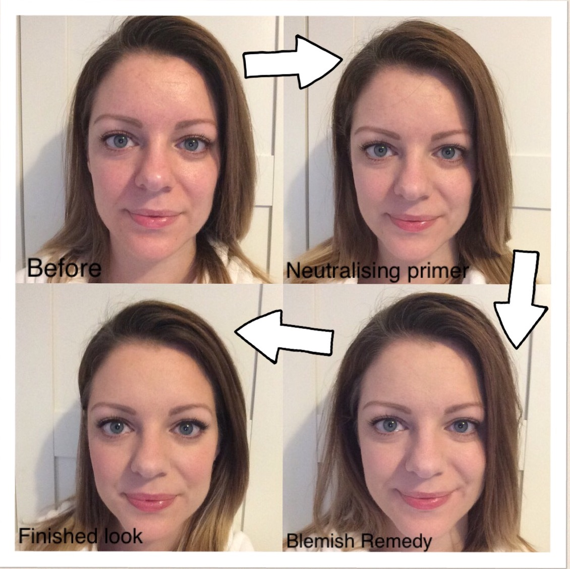 bare minerals before and after. bare minerals blemish remedy before and after a