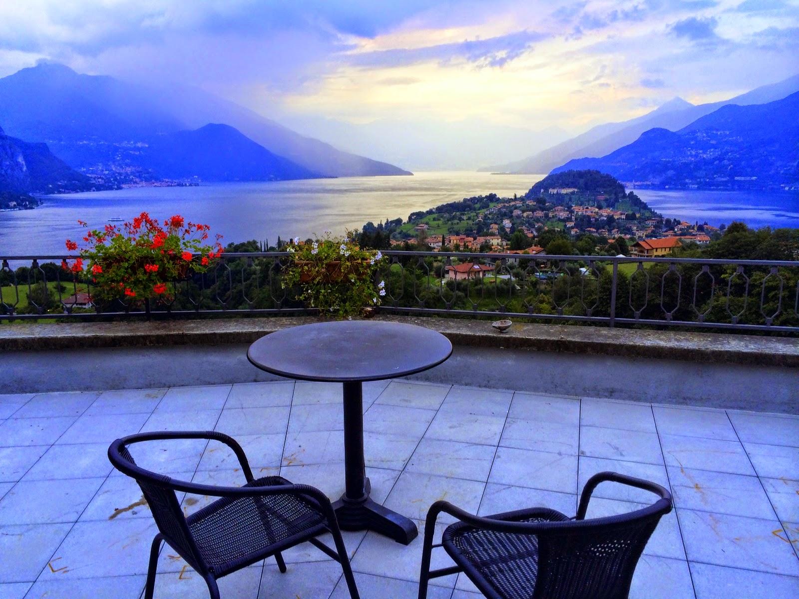 cycling bellagio lake como