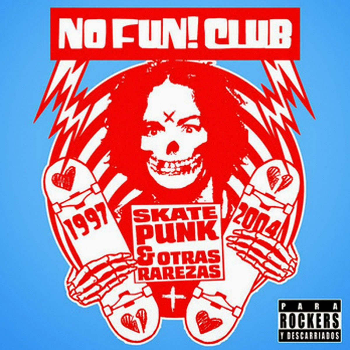 NO FUN! CLUB