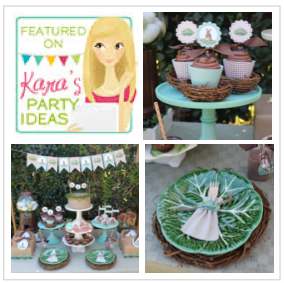 Party Feature| Kara's Party Ideas