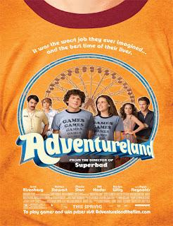 Adventureland: Un verano memorable (2009) [Latino]