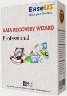 EaseUS Data Recovery Wizard to format recovery, unformat, deleted files recovery or lost data due to partition loss or damage, software crash, virus infection