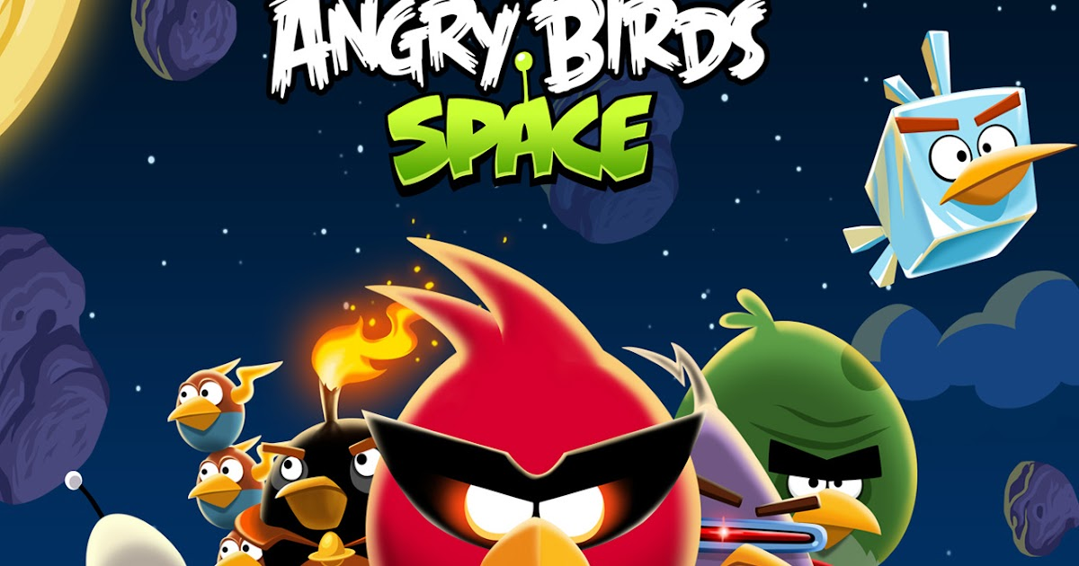 Angry birds space game pc download full version