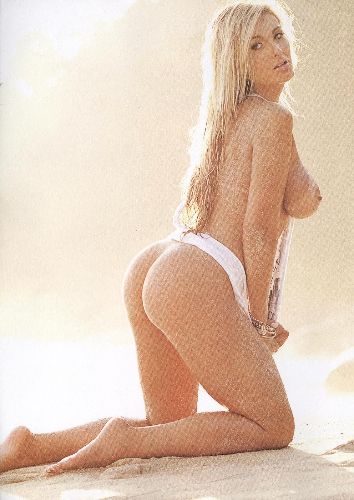 Veja As Fotos De Andressa Urach Nua Em Ensaio Para Revista Sey