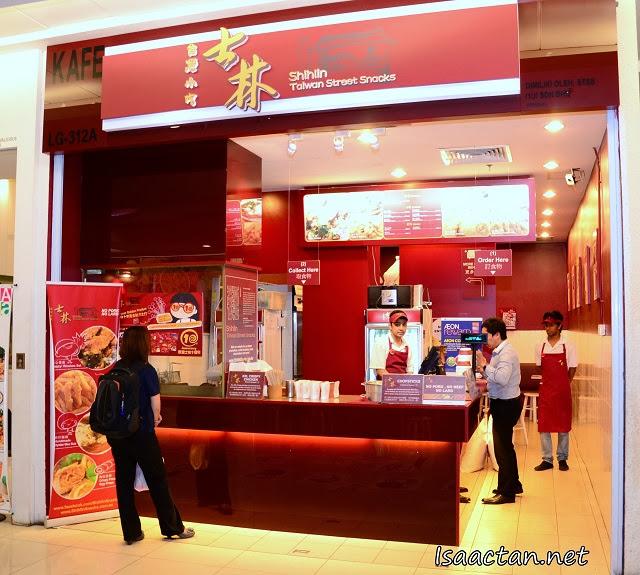 Shihlin Taiwan Street Snacks 1 Utama Outlet