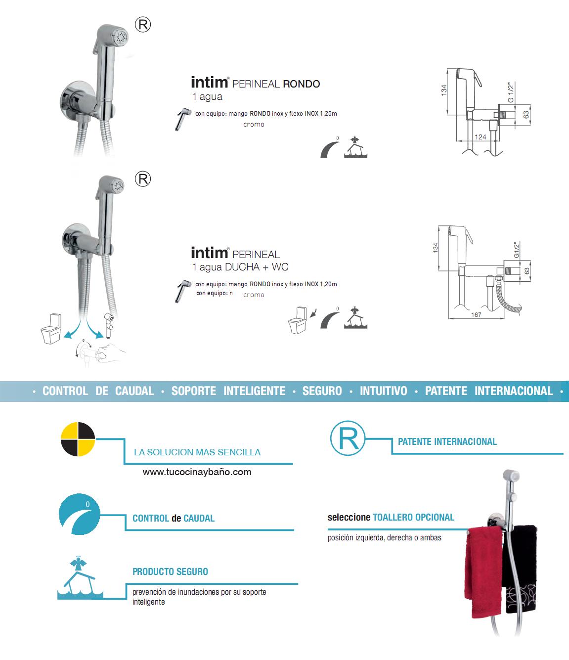 Instalacion Bidet Baño:Grifo bidé wc inodoro ducha