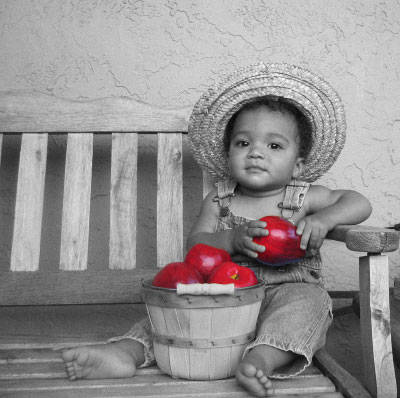 Beautiful Black And White Photos With Color | Inspire ...