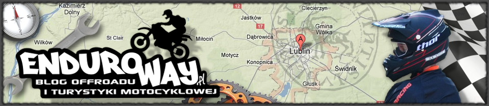 Enduroway.pl - Blog Offroadu i Turystyki Motocyklowej