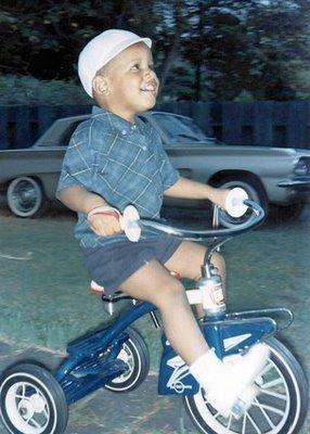 Child Barack Obama Obama Entertainment: B...