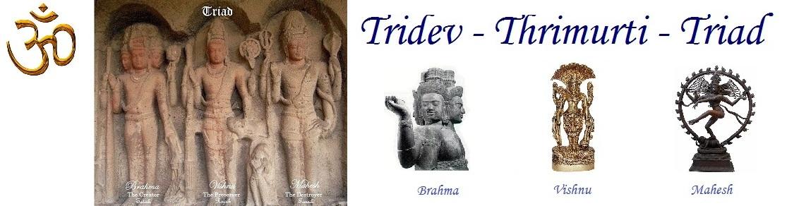 Brahma-Vishnu-Mahesh