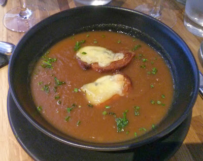 Augustine Kitchen Battersea - French Onion Soup