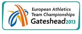 ATLETISMO-Campeonato de Europa por Naciones 2013 (Gateshead)