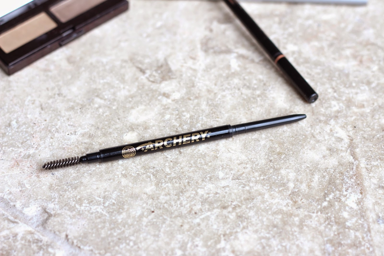 Soap & Glory Archery 2in1 Brow Filling Pencil & Brush Review