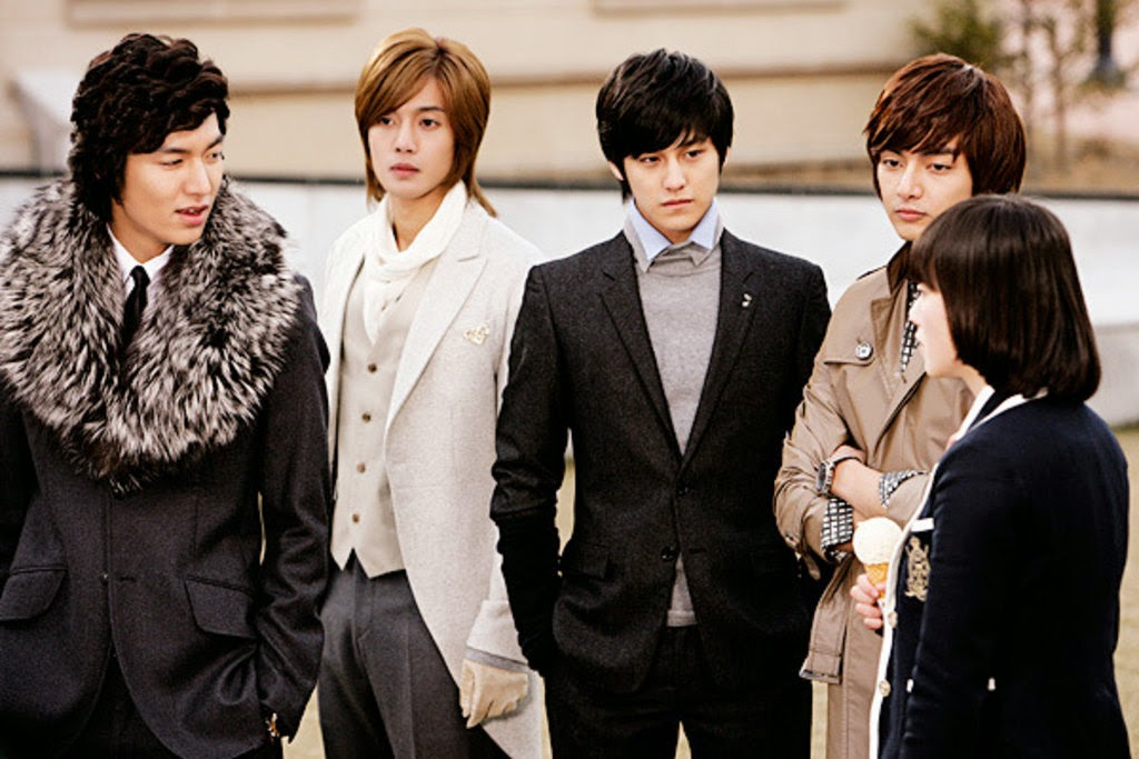 Biodata Boys Before Flowers(BBF)