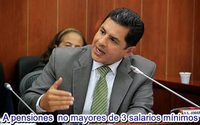 """COLOMBIA: """"Es injusto aumentar mesada pensional de acuerdo al IPC"""": senador Jorge Iván Ospina"""