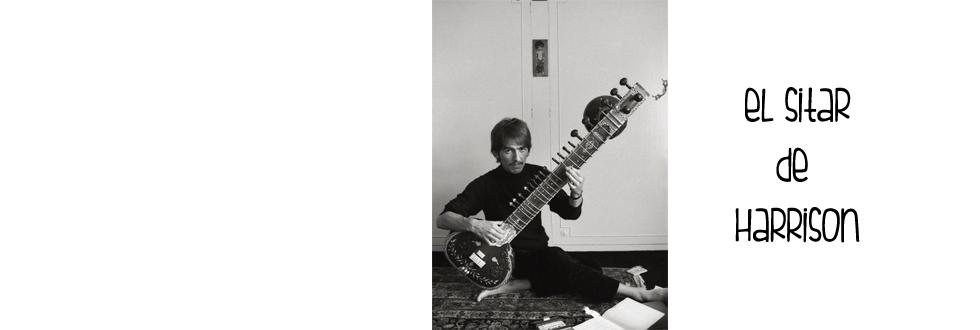 El sitar de Harrison
