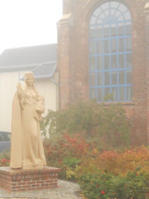 18. Kristall-Lauf Sondershausen - Barbara im Nebel