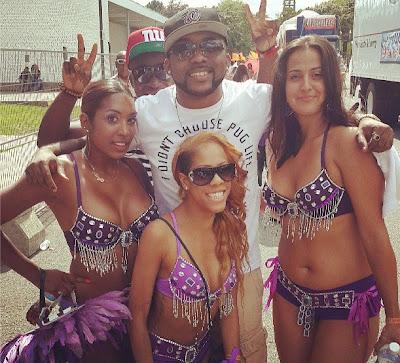 banky w in toronto caribana festival