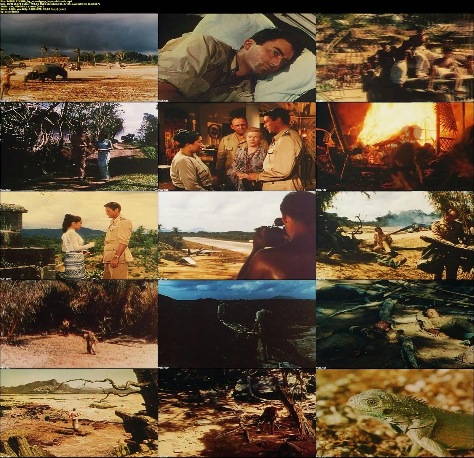 The Purple Plain [1954] [BBRip] [Subtitulada]