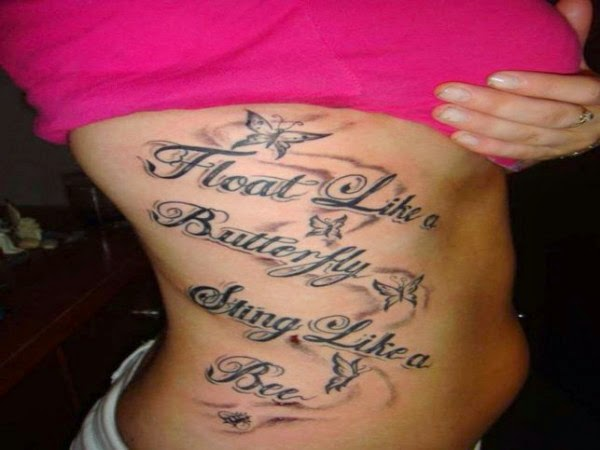 Tattoos Quotes For Women