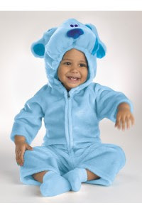 Baby Blues Clues Costume