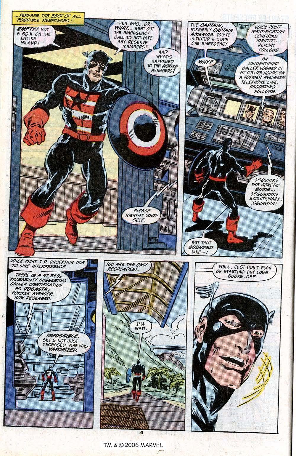 Captain America (1968) Issue #348c #280 - English 6
