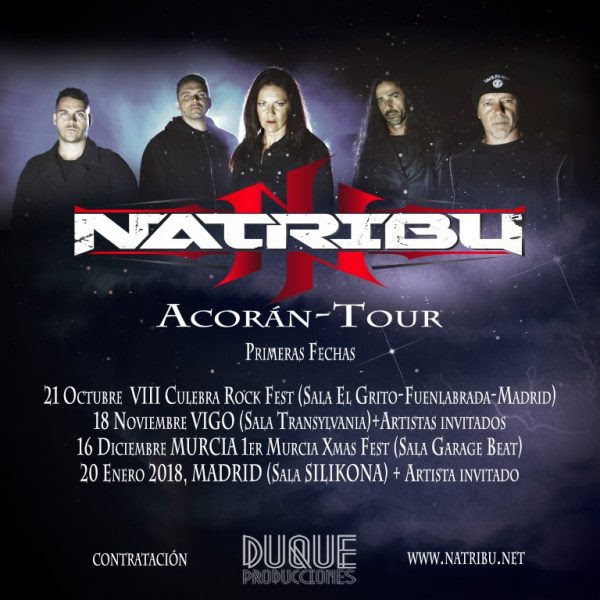 NATRIBU ACORAN TOUR