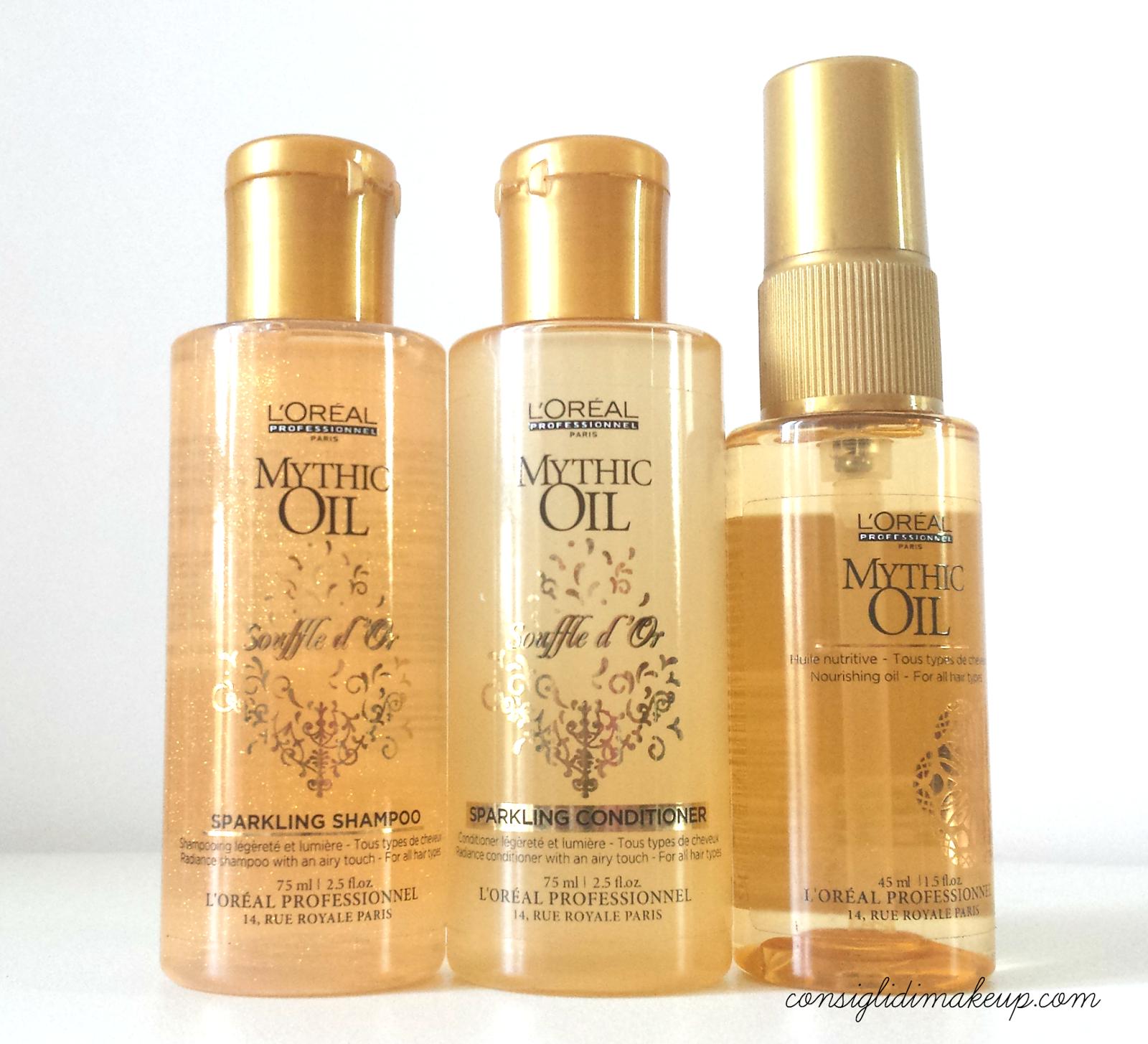 recensione mythic oil l'oreal