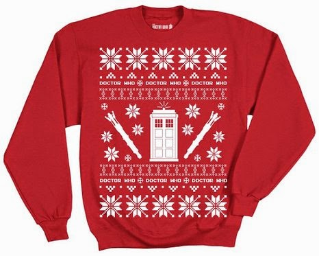 Teefury Zelda Christmas Sweater 15