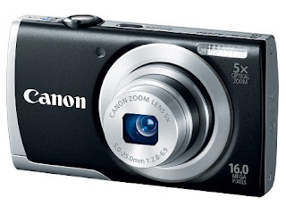 Harga Canon Powershot A2600