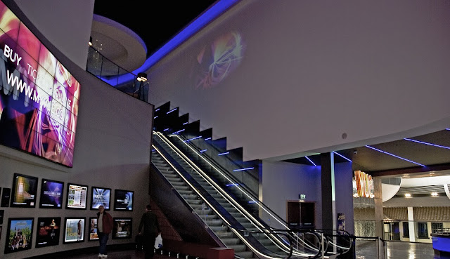 Cinema no shopping Westfield em San Diego
