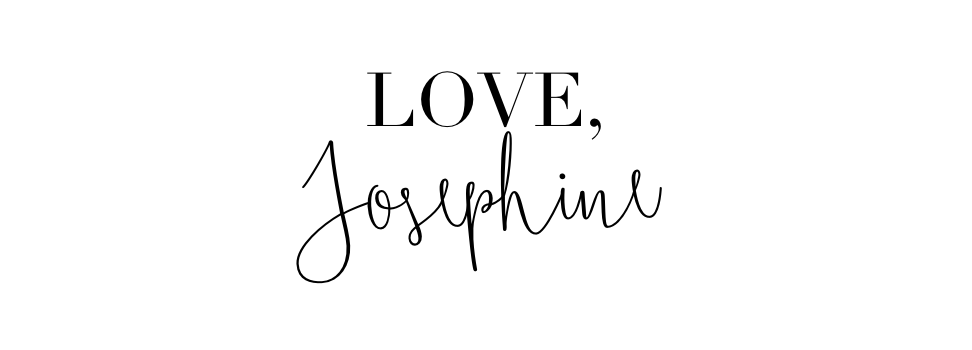 Josephine Jo | Personal Style Blog