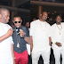 D'Banj And DonJazzy Pictured Together At Ice Prince' FOZ Concert