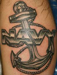Us Navy Tattoos