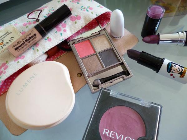 Mi cosmetiquero básico de Julio 2013