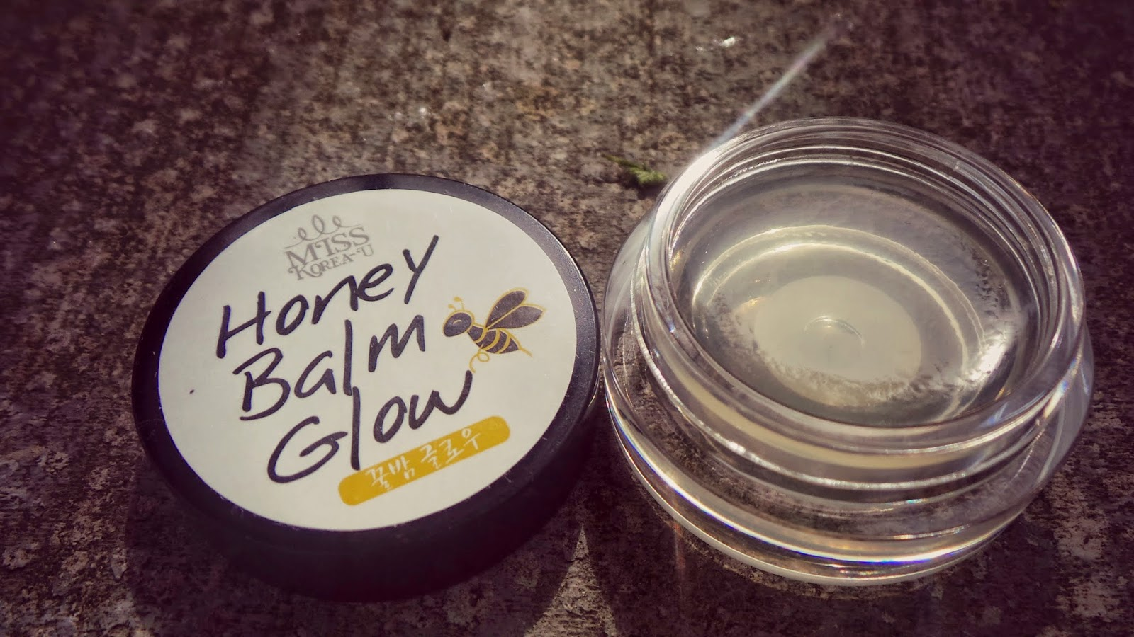 korean honey balm