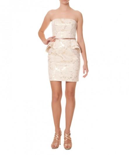kemerli abiye, drape elbise, beyaz abiye, beyaz elbise, kısa elbise, kısa abiye, kolsuz abiye, yazlık elbise,