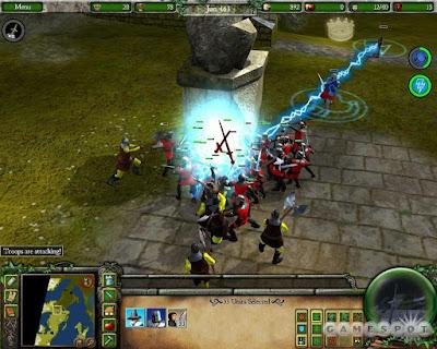 Download Stronghold Legends Highly Compressed Game