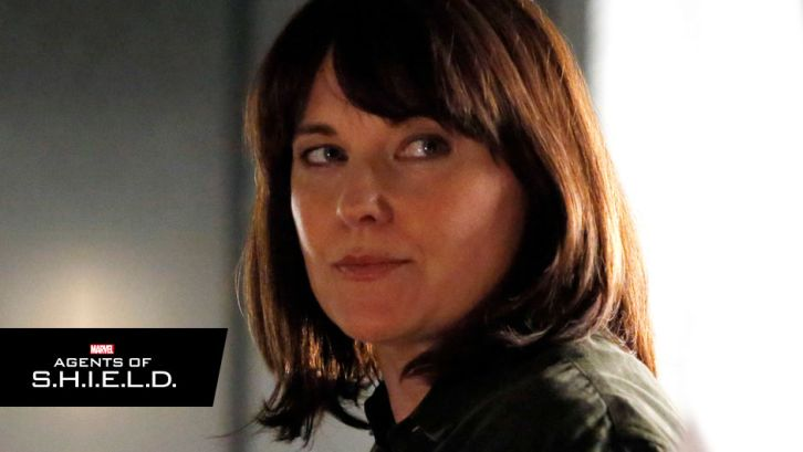 Agents of SHIELD - Season 2 - First look at Lucy Lawless