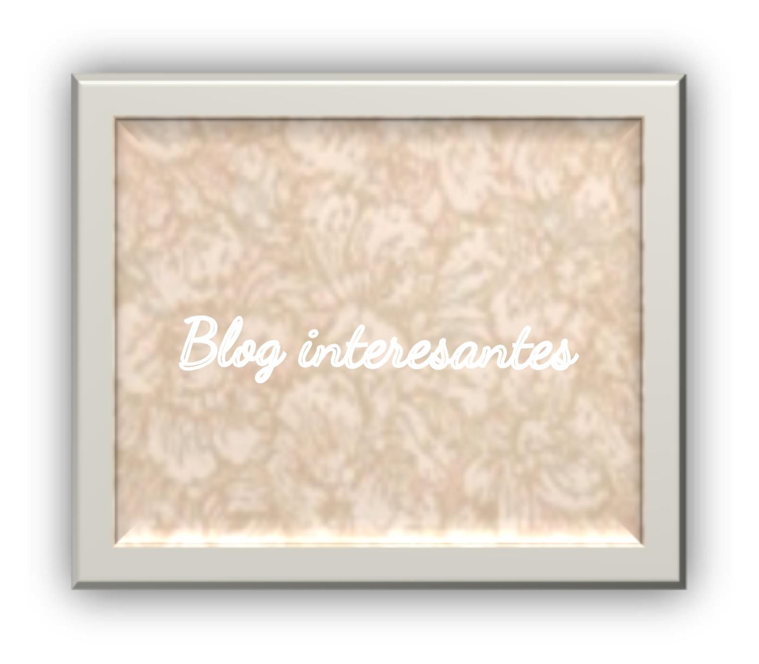 Mis blog favoritos