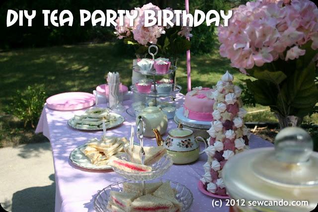 Diy Princess Party Decorations