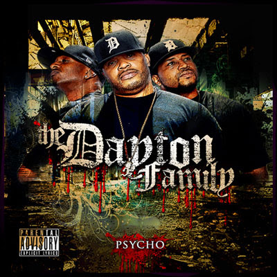 The Dayton Family – Psycho EP (CD) (2011) (320 kbps)