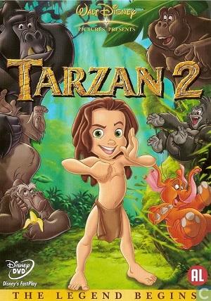 Tarzan 2 – Dublado