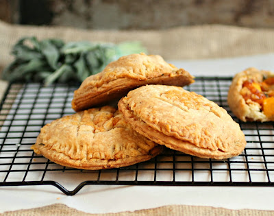 Sage and Butternut Squash Pithiviers