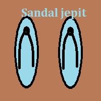 berbagai pandangan sosial terhadap sandal jepit