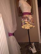 Flirty Skirt by E.P.G