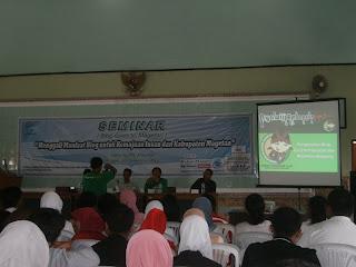 Foto Seminar Blog Goes To Magetan